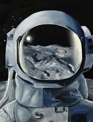 SPACE ART PARTY. Рисуем картины на выбор