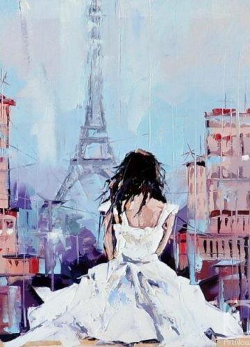 Арт- дегустация «Love in Paris»