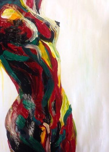 Nude art. Рисуем картину на выбор